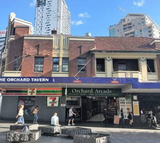 Orchard Arcade – Retail Precinct